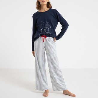 Dodo Petite Comete Pyjamas in Cotton Mix