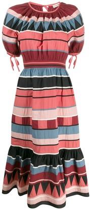 Ulla Johnson Ayta striped dress