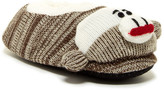 Muk Luks Sock Monkey Slipper (Little Kid)