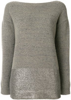 Fabiana Filippi fine-knit sweater