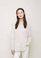 La Garçonne Moderne Cotton Organza Shirt