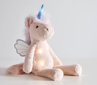 Pottery Barn Kids Unicorn Light-up Plush