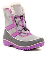 Sorel Tivoli II Faux Fur Lined Boot - Waterproof (Little Kid & Big Kid)