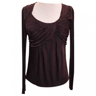 Christian Dior Brown Top for Women Vintage