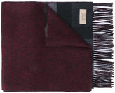 Burberry cashmere oversize check scarf
