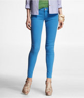 Express Stella Colored Jean Legging-Tropic Blue