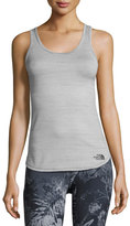 The North Face Motivation Striped Tank, TNF Black Heather