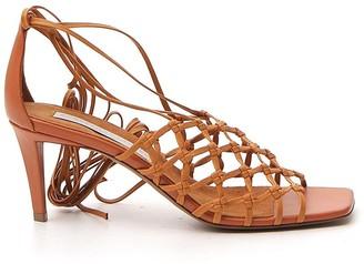Stella McCartney Woven Sandals
