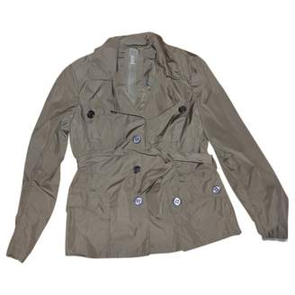 ADD Khaki Trench Coat for Women