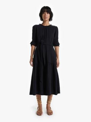 XiRENA Luna Dress - Black