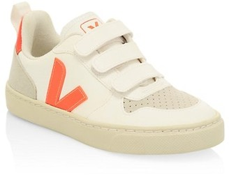 Veja Baby's, Little Kid's & Kid's Mixed Media Grip-Tape Sneakers