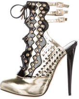 Versace Unique Donna Booties w/ Tags