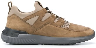 Tod's Panelled Sneakers