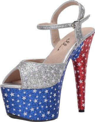 Ellie Shoes Women's Platform Sandal Heeled