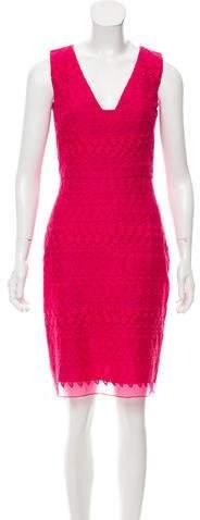 Giambattista Valli Knee-Length Silk Dress