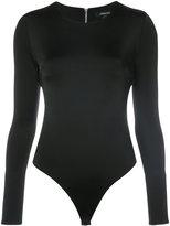 Cushnie et Ochs cutout bodysuit - women - Spandex/Elastane/Viscose - XS