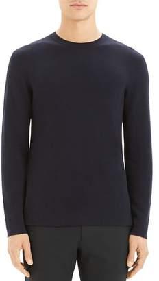 Theory Detroe Milos Merino Wool Crewneck Sweater