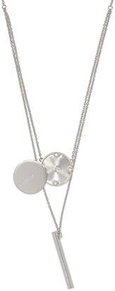 Spiegelkette - Silver