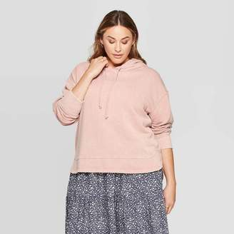Universal Thread Women's Plus Size Hoodie Sweatshirt