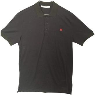 Givenchy Navy Cotton Polo shirts