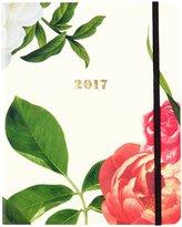 Kate Spade 2017 17-Month Agenda - Floral - Large