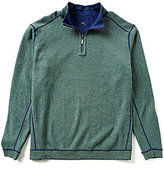 Tommy Bahama New Flip Side Pro Half-Zip Reversible Pullover
