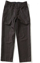 Class Club Big Boys 8-20 Tic Pattern Dress Pants