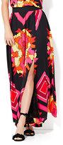 New York & Co. Maxi Skirt - Floral/Print