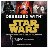 Chronicle Books 'Obsessed With Star Wars - Test Your Knowledge Of A Galaxy Far, Far Away' Book