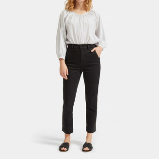 Everlane The Slim Leg Crop Pant