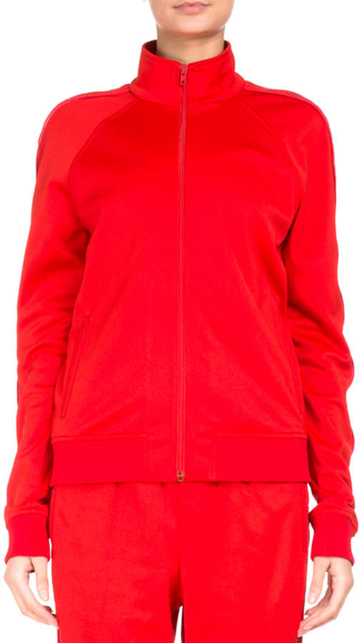 Givenchy Neoprene Logo-Branded Track Jacket