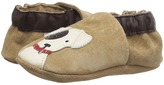 Robeez Doggy Dale Soft Sole Boys Shoes