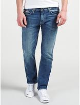 Hilfiger Denim Original Straight Ryan Jeans, Lake Light Stretch