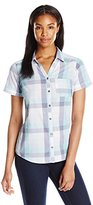 Columbia Women's Wild Haven Short Sleeve Shirt