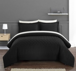 Chic Home Jazmine 7 Piece King Bed In a Bag Comforter Set Bedding