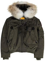 Parajumpers Hooded Bomber Gobi Boy