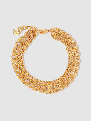 Tess + Tricia Sophie Double Gold Bracelet
