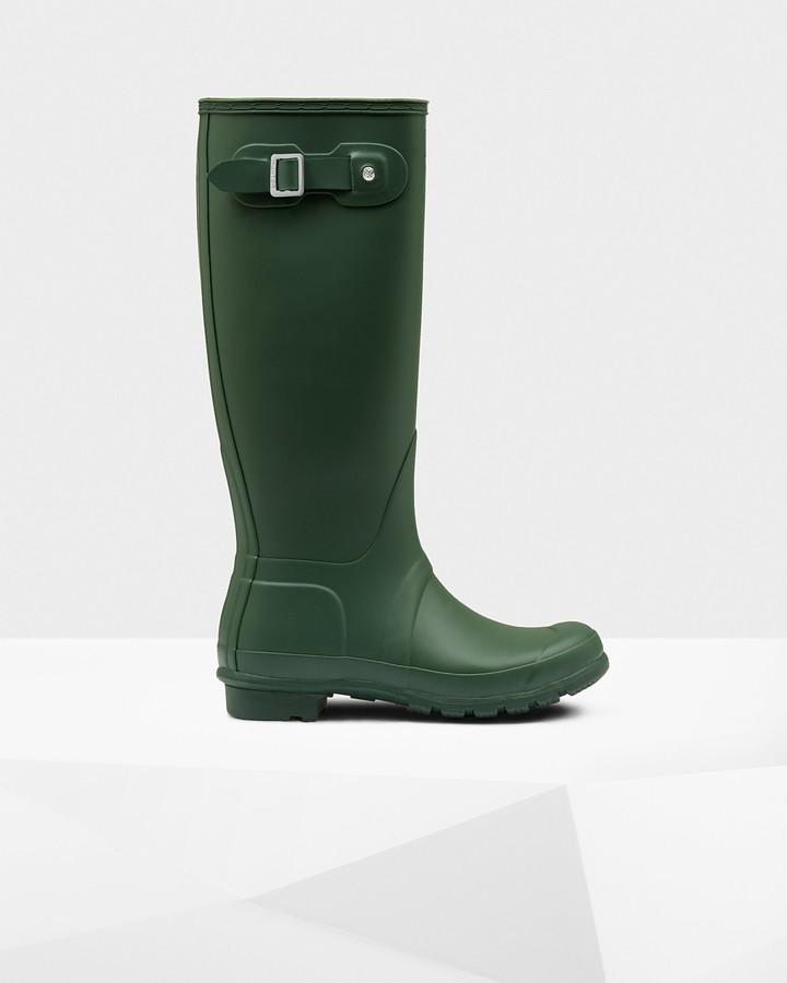 Hunter Women's Original FSC-certified Tall Wellington Boots