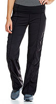 Lucy Get Going Wide Waistband Straight Leg Pant