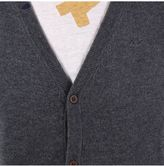 Sun 68 Wool-cotton Blend Cardigan Sweater