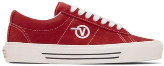 Vans Red Anaheim Factory Sid DX Sneakers