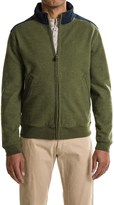Pendleton Pieced Sweatshirt - Full Zip (For Men)