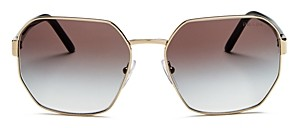 Prada Women's Hexagon Sunglasses, 59mm