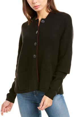 Raffi Double Face Wool & Cashmere-Blend Jacket
