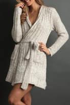 Lemon Gingerbread Sweater Robe