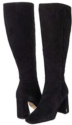 Sam Edelman Clarem (Black) Women's Pull-on Boots