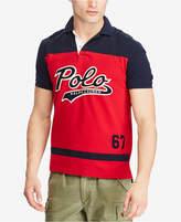 Polo Ralph Lauren Men's Big & Tall Classic-Fit Mesh Polo