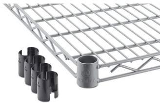 """Trinity NSF 48"""" x 18"""" Wire Shelf"""