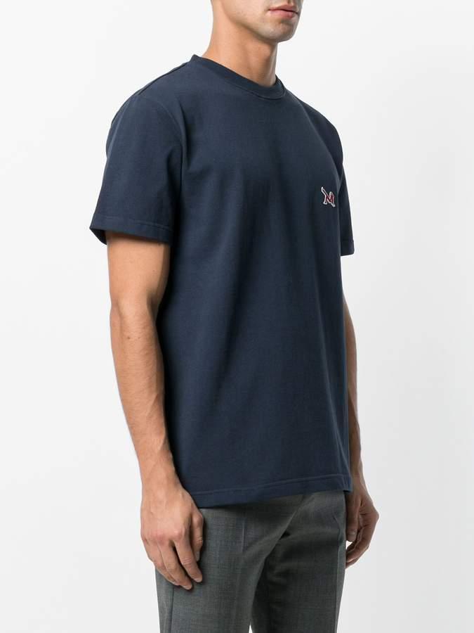 Calvin Klein Jeans appliqué patch T-shirt