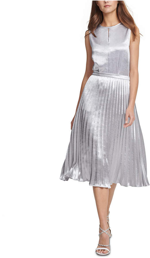 huge range of how to find pretty and colorful Dkny Pleated Skirt - ShopStyle